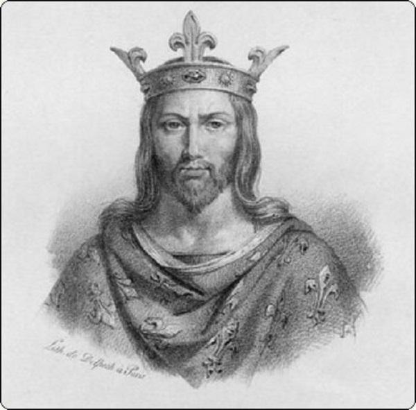 король Людовик VII