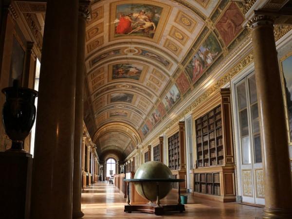 знаменитая библиотека