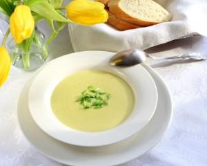 суп-крем вишисуаз
