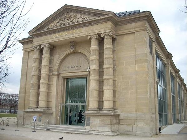 Le Musee de I'Orangerie