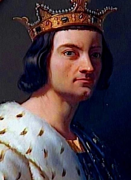 король филипп красивый