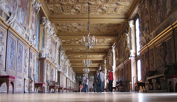 галерея франциска 1