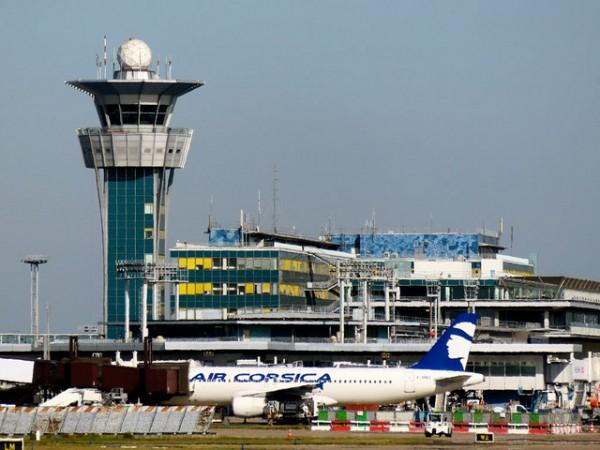 главные аэропорты парижа
