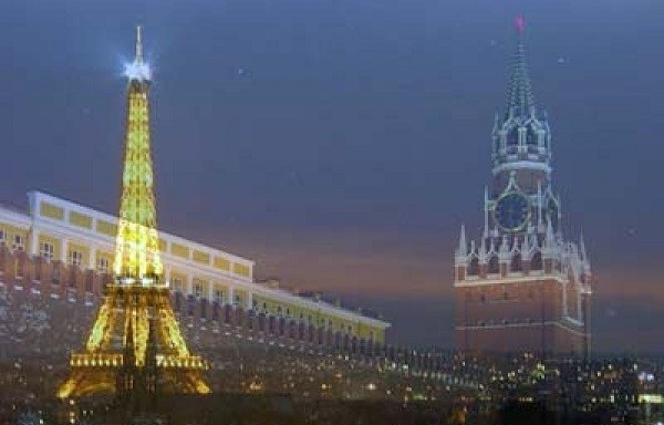 русские во франции