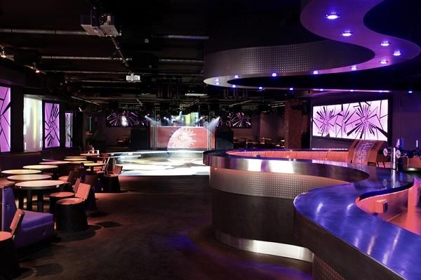 Rex Club в Париже