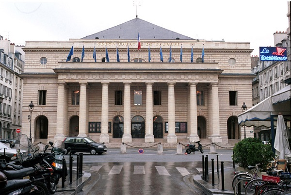 «Одеон» в париже