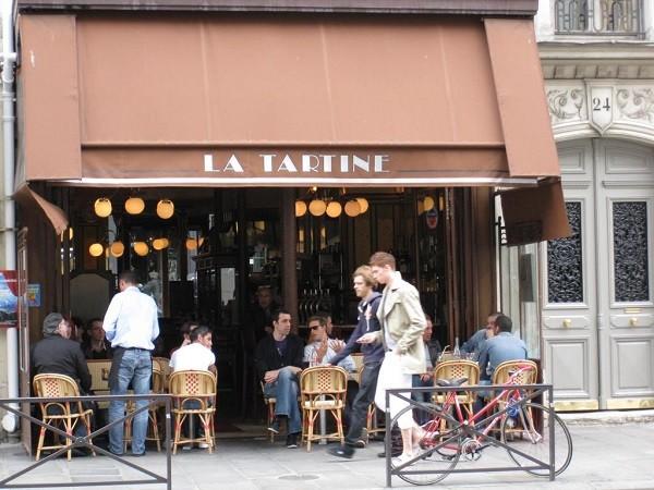 бар La Tartine