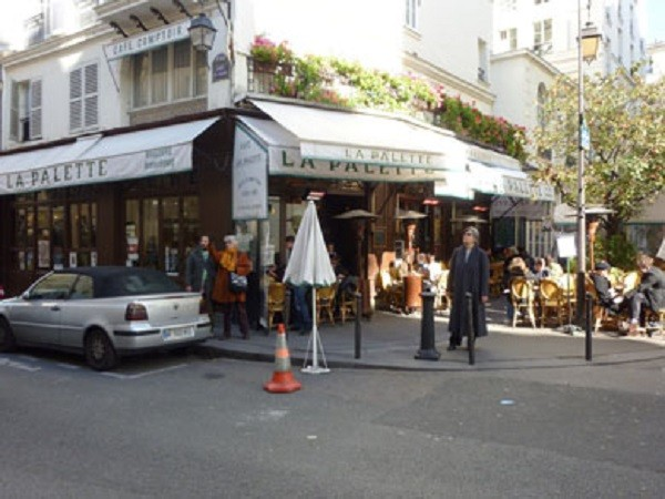 бар La Palette