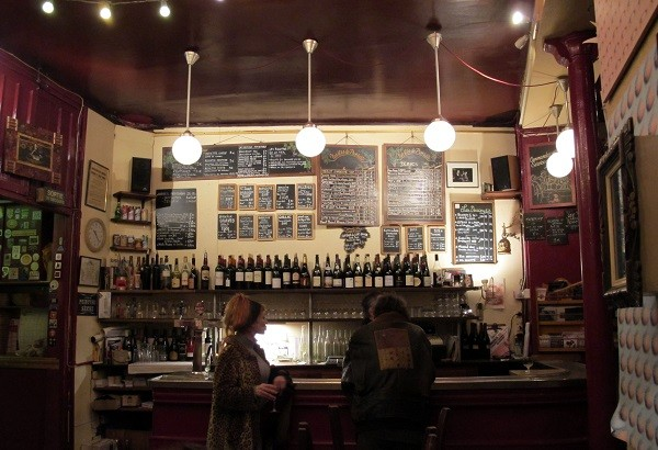 винный бар Le Baron Rouge