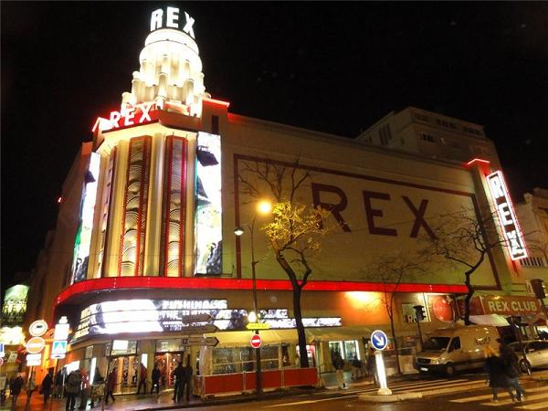 Кинотеатр «Гран-Рекс»