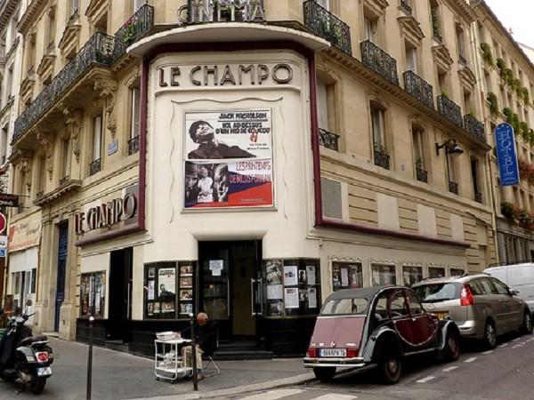 Кинотеатр «Le Champo»