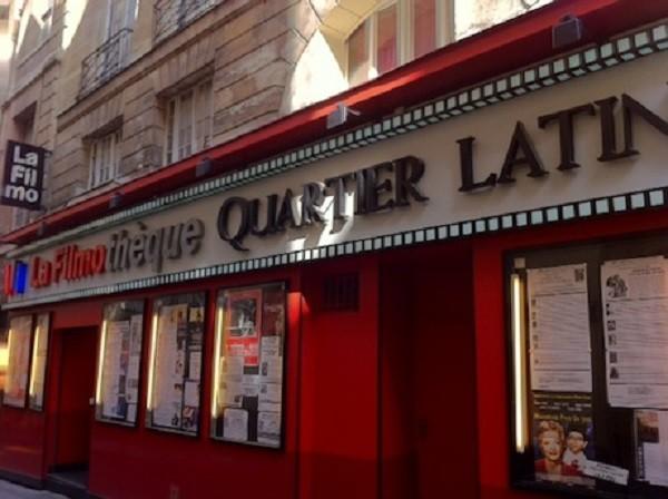 Кинотеатр «Latina»париж