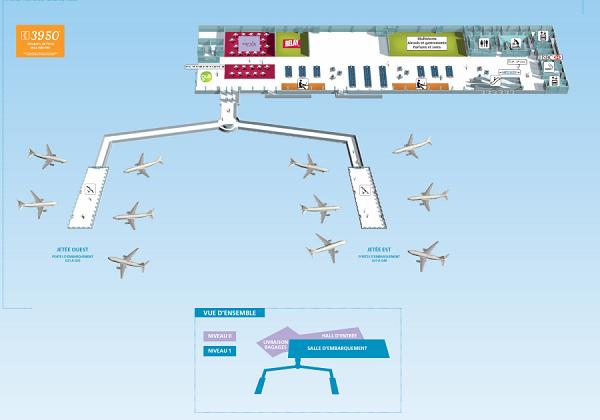 трансферы в аэропорту парижа