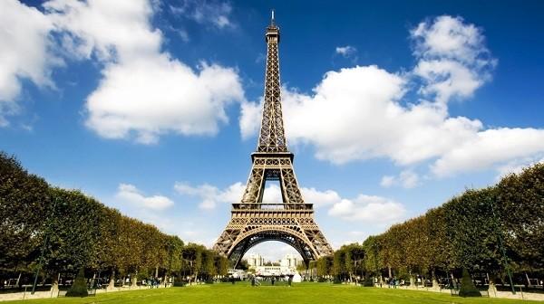экскурсии на автобусе по парижу