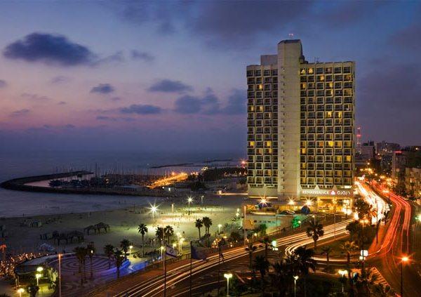 гостиница в Тель-Авиве