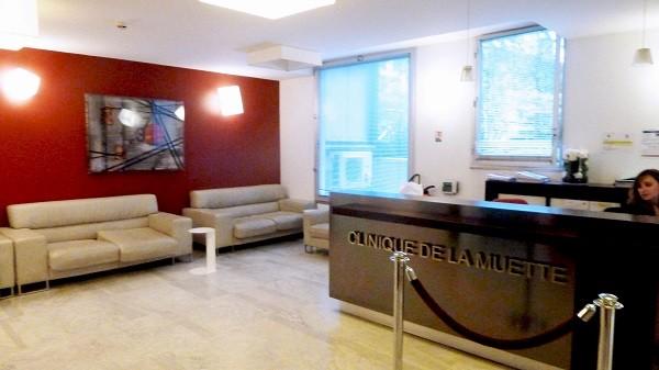 элитная клиника Ля Мюет