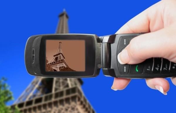 стоимость сотовой связи в париже