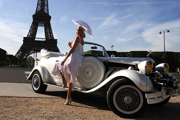 Аренда машины во Франции