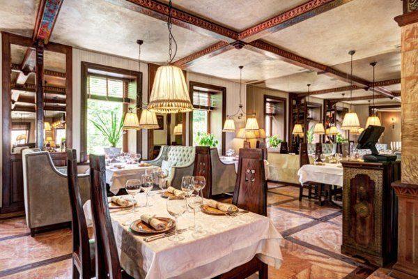 Армянская кухня в гостиницах