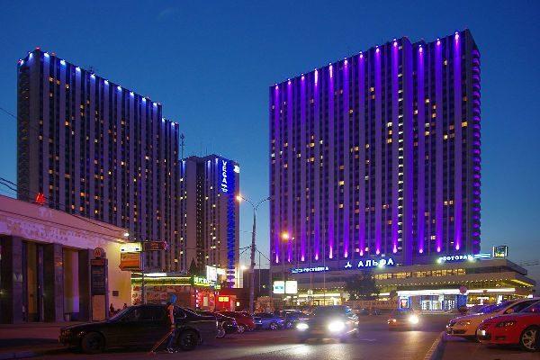 Вега Измайлово отель