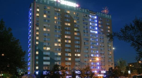 гостиница с кухней в москве
