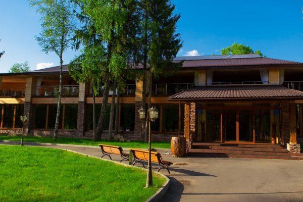 гостиница в Подмосковье