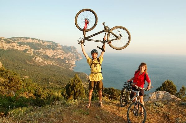 Организация велопоходов