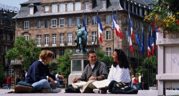 О жизни студента во Франции