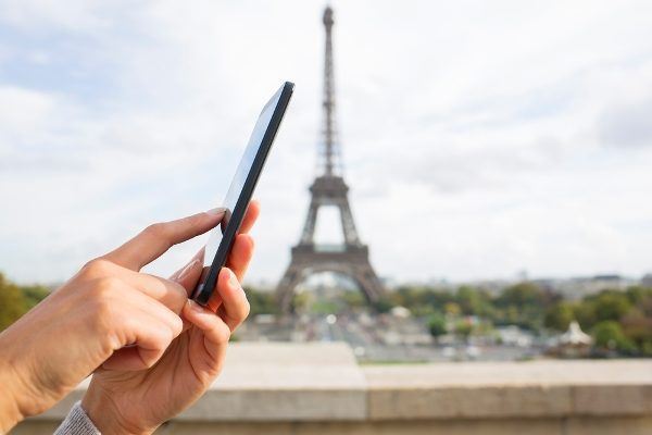 мобильный интернет во Франции